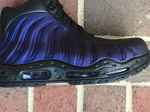 Nike Foamdoom boots Eggplant ( sizes 9, 10.5) $150 for Sale in Washington, DC