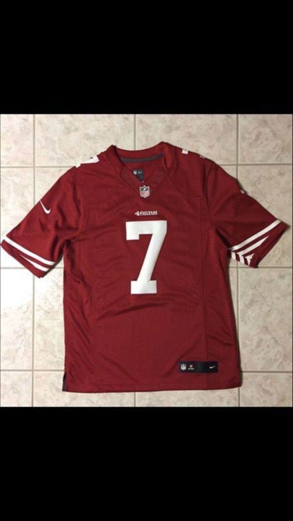 reputable site f92a1 66e73 49ers Colin Kaepernick Jersey Nike for Sale in Los Angeles, CA - OfferUp