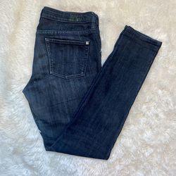 Bullhead Solana Extreme Skinny 9R Dark Blue Jeans Thumbnail