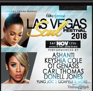 Soul Festival for Sale in Las Vegas, NV