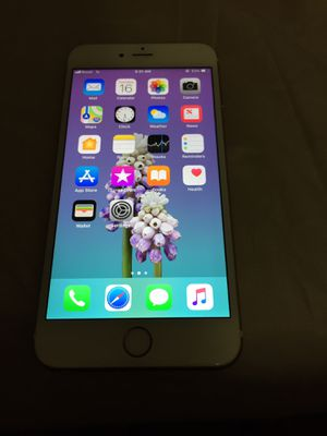 iPhone 6s Plus 64gb 100% unlocked like new for Sale in Adelphi, MD