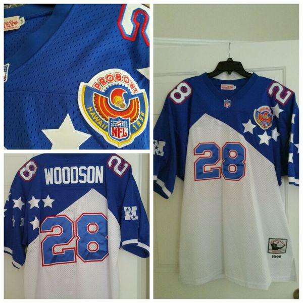 quality design fc281 3558e Dallas Cowboys Darren Woodson Pro Bowl Jersey for Sale in Lewisville, TX -  OfferUp