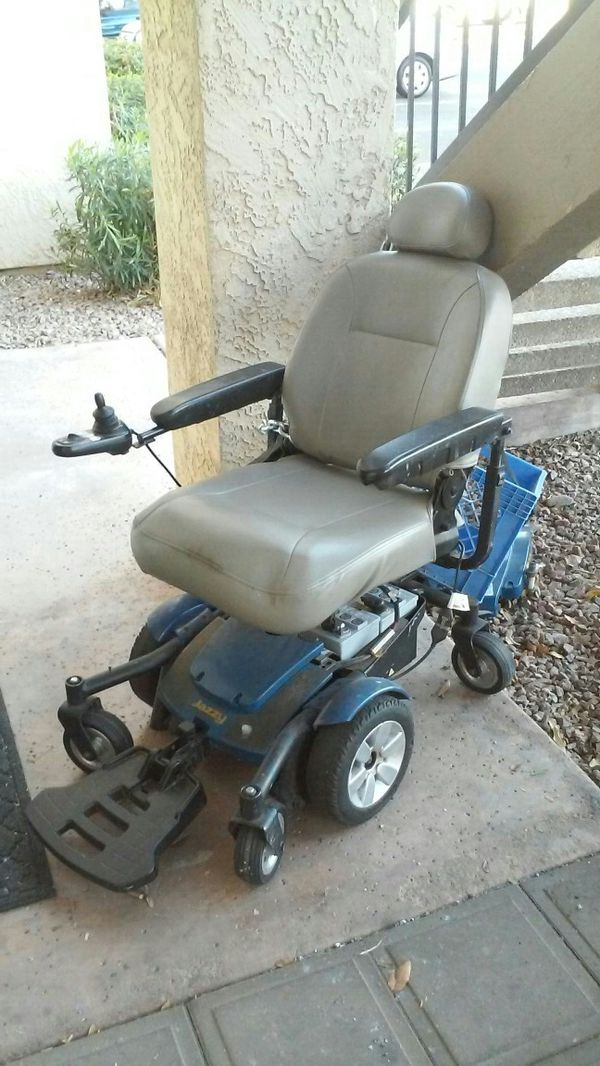 Jazzy electric wheelchair scooter for Sale in Mesa, AZ - OfferUp