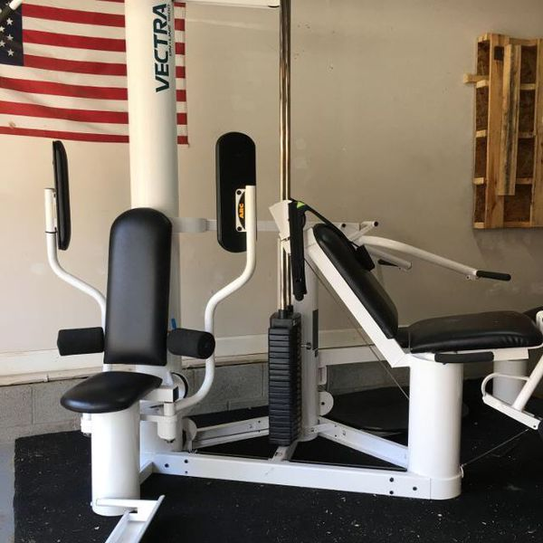 Vectra online home gym for sale in menifee ca offerup