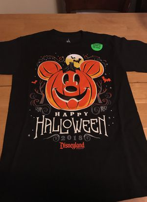 disneyland halloween 2018 party resort shirts for sale in pasadena ca