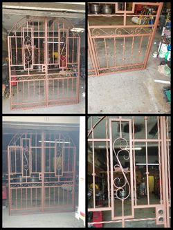Ornamental Steel Gate and Fences Thumbnail