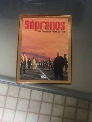 Sopranos third season for Sale in Boston, MA
