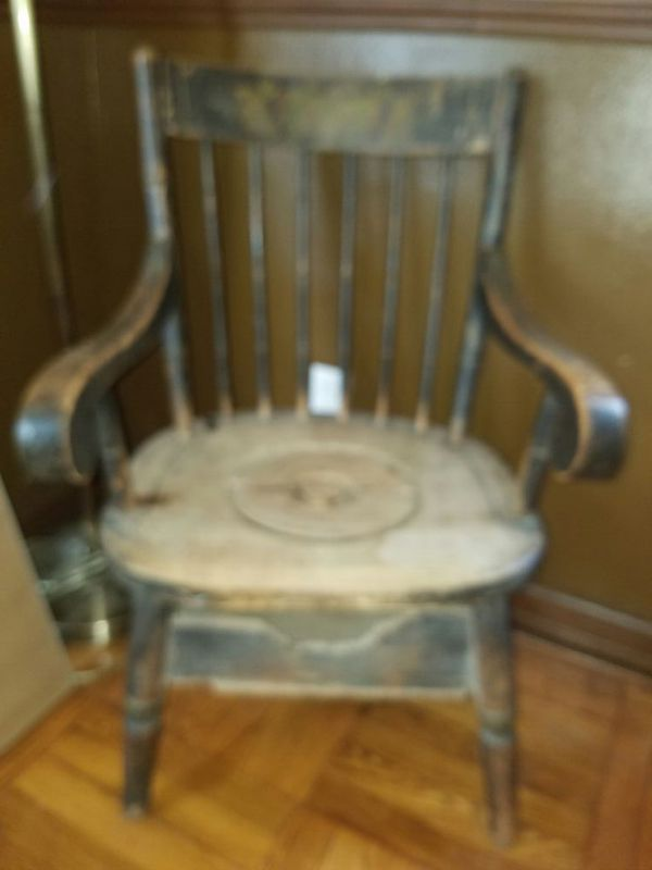 - Antique Commode Chair For Sale In St. Louis, MO - OfferUp
