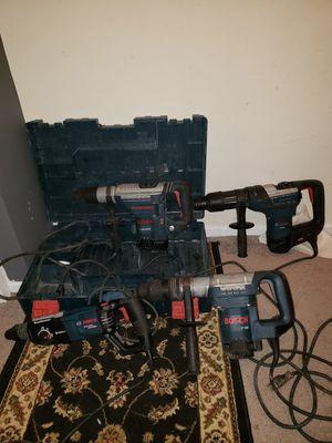 Hammers drill bosh for Sale in Springfield, VA