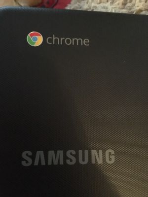 Samsung Chrome Book/ Model XE 500 C13/ 8GB/ Only $120 for Sale in Tacoma, WA