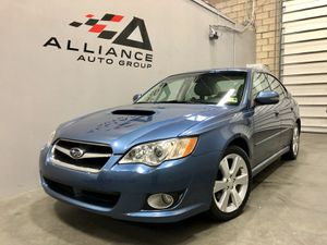 2008 SUBARU LEGACY GT *MANUAL TRANSMISSION* LOOKS ALMOST NEW! 1 OWNER AMAZING CARFAX! 28 SERVICE RECORDS! for Sale in Ashburn, VA