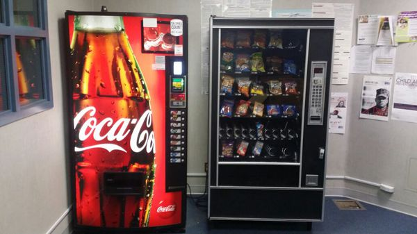 Vending machine locations soda snack free money for Sale in Palmdale, CA -  OfferUp