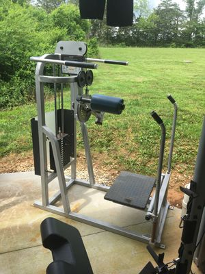 Lifefitness pro multi hip glute hamstring ab lower back exercise fitness machine for Sale in Appomattox, VA