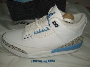 Photo Jordan 3 size. 10+ 1/2 DS $245