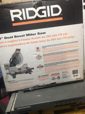 Ridgid Saw for Sale in Washington, DC