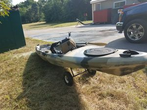 Fishing kayak Eagle Talon 12 for Sale in Hyattsville, MD