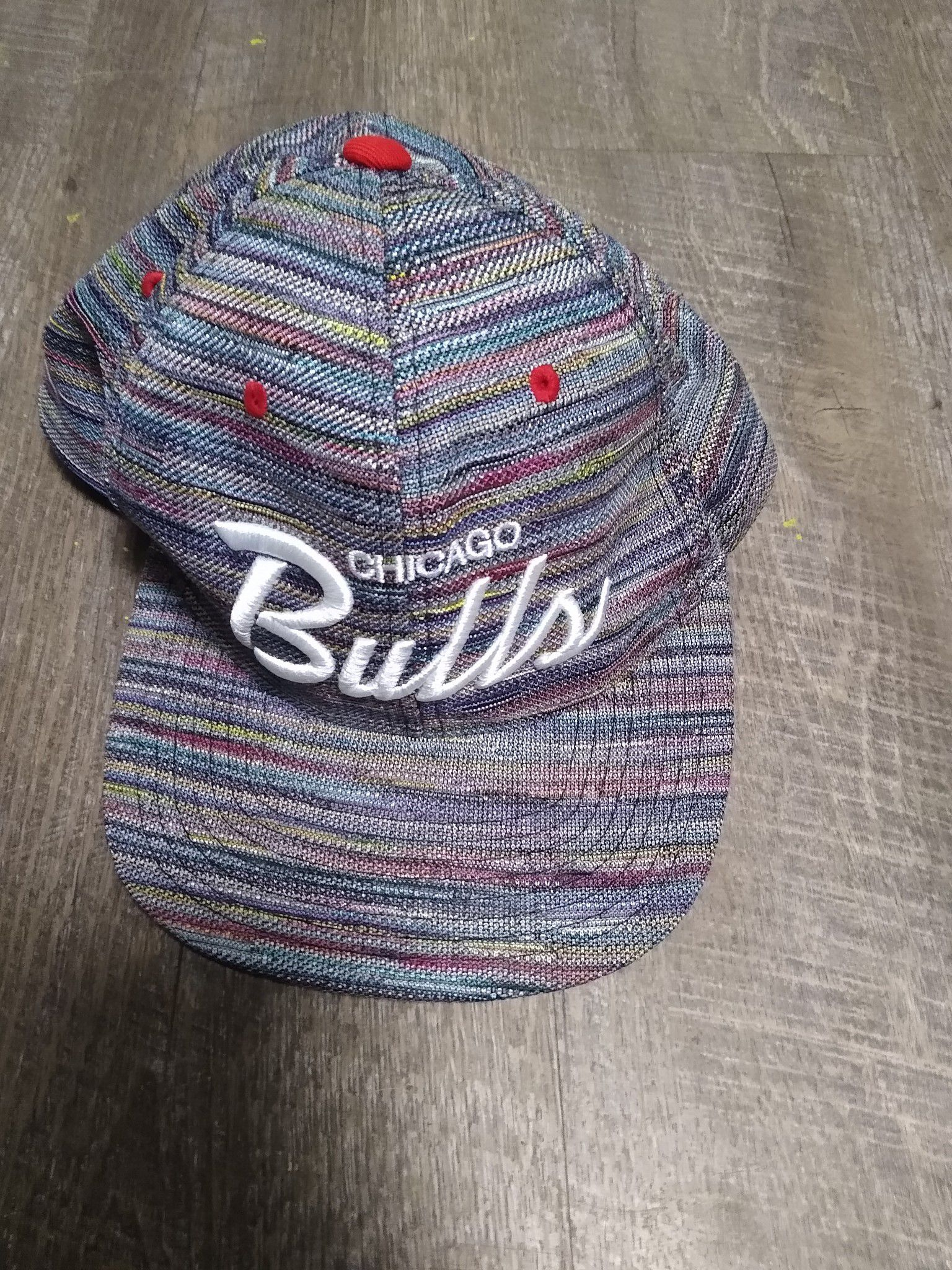 Chicago bulls Michell & Ness