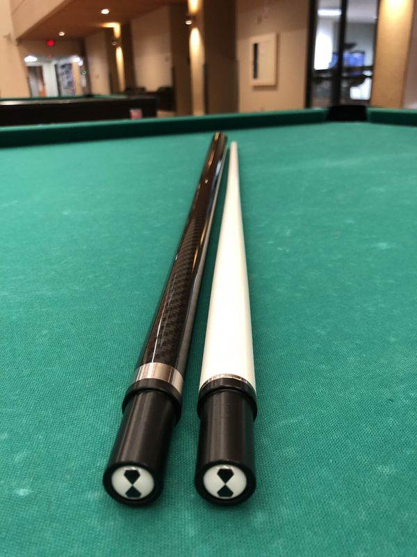 BeCue Carbon Fiber Pool Cue for Sale in Richardson, TX - OfferUp