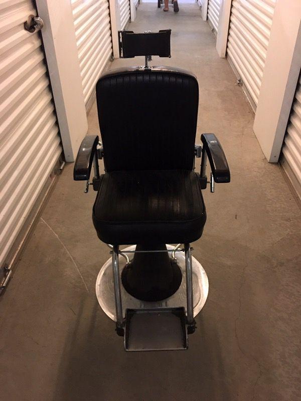 - ANTIQUE Koken Child's Barber Chair (Antiques) In Glendale, AZ - OfferUp