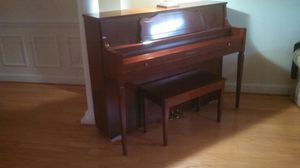 Cherry Wood Yamaha Piano for Sale in Chesterfield, VA