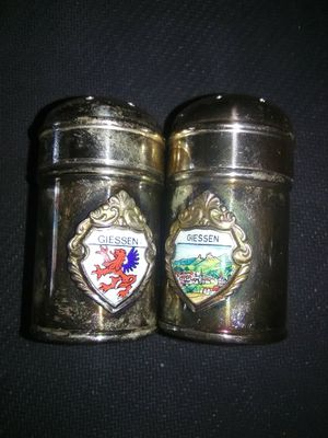 Sterling silver salt and pepper shakers for Sale in Dayton, NV