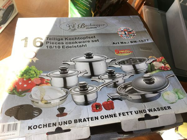 bachmayer solingen 16 price cookware for Sale in Los Angeles, CA - OfferUp