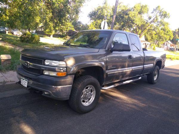 2002 chevy 2500hd diesel