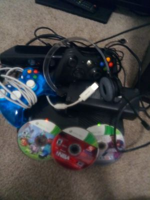 Xbox 360 (Includes pretty much everything) for Sale in Salt Lake City, UT
