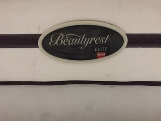 ***King***Simmons Beauty Rest Elite - Free Delivery Available. Thumbnail