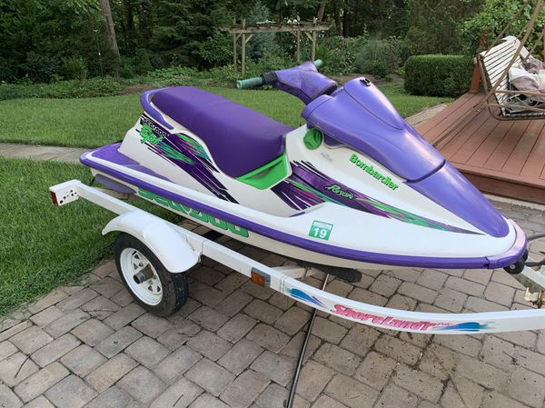 1996 seadoo spi, clean title, new engine!!