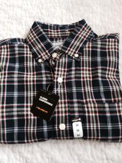 Carhart men's short sleeve shirt. Size medium Thumbnail