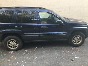 2004 grand Cherokee jeep for Sale in Baltimore, MD