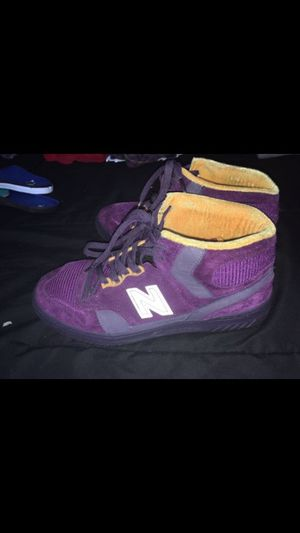 13d670fd7fcc5 NEW BALANCE JAMES WORTHY 740 size 8 for Sale in Charlotte