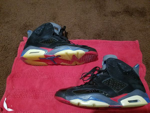 finest selection 241fd 0903f Air Jordan 6 retro Pistons for Sale in Lockport, IL - OfferUp