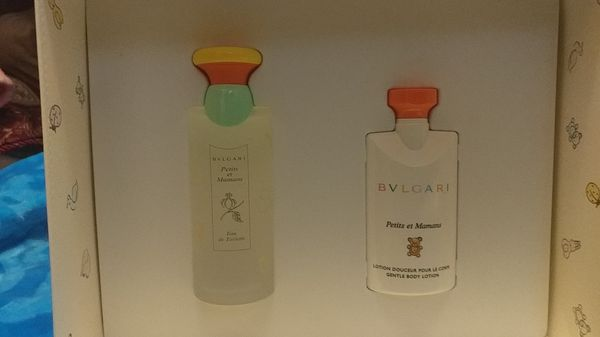Bvlgari Petits Et Mamans Baby Perfume Set For Sale In Monterey Park