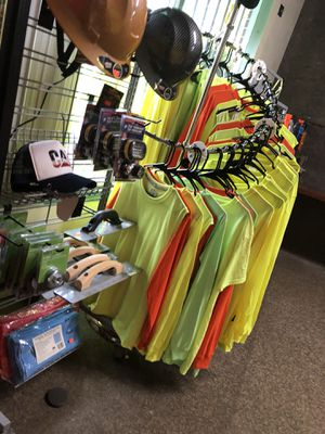 Come visit us!!! We do custom logo designs and safety gear for Sale in Mount Rainier, MD