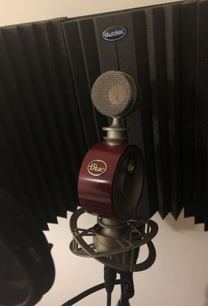 Blue Mic Reactor for Sale in Baltimore, MD