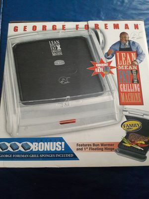 George Foreman grill for Sale in Vienna, VA