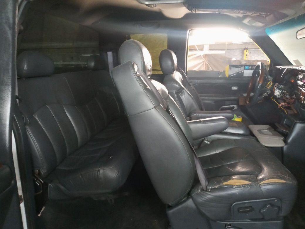 Chevy Z71 4x4