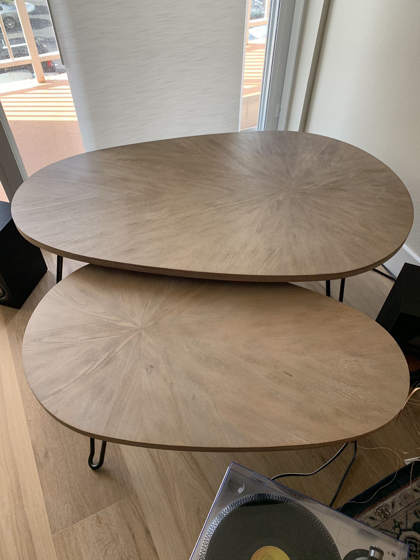 Macys Stacked Coffee Tables