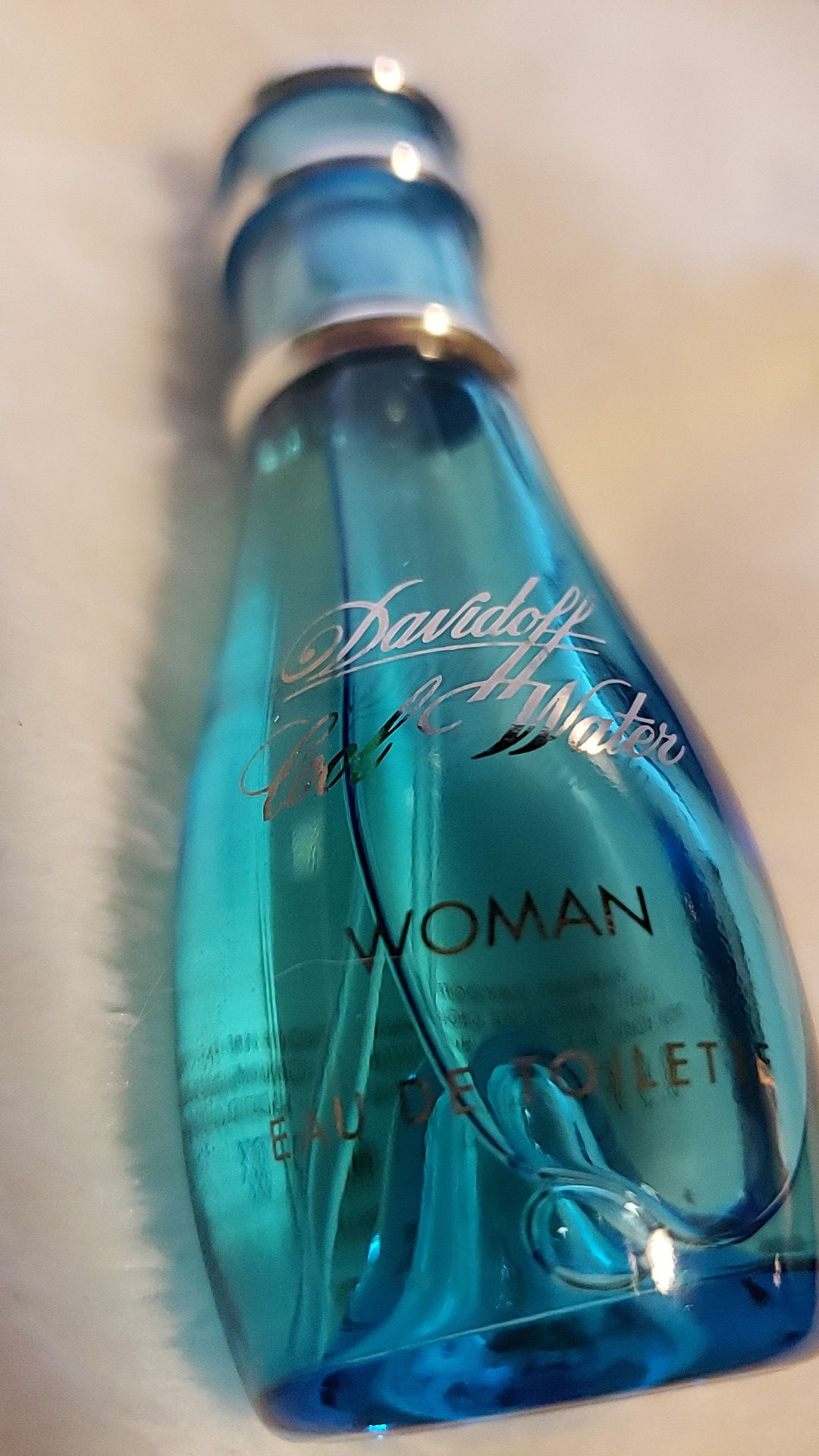 Davidoff cool water women's perfume mini