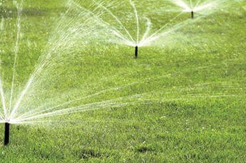 Sprinklers Repairs
