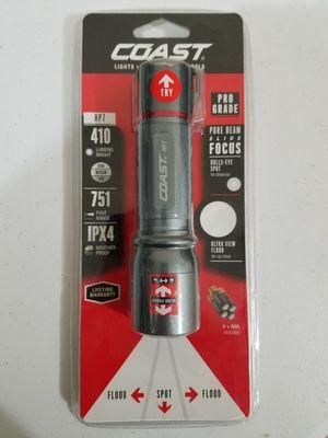Coast 410 lumen LED handheld flashlight for Sale in Kennesaw, GA