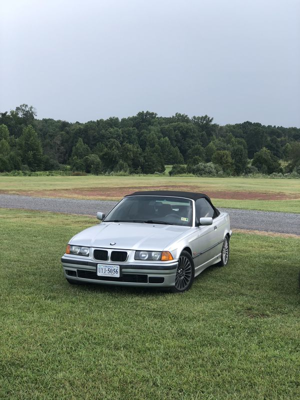 99 Bmw 323i 2dr Convertible