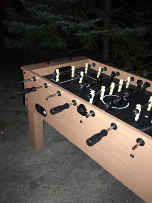 Football table. for Sale in Alexandria, VA