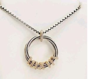 David Yurman Helena Medium Pendant Necklace for Sale in Aldie, VA