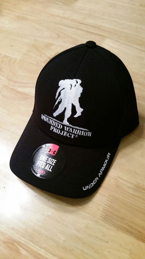 Under armour wounded warrior project alumni hat for Sale in Lexington 617af24762e