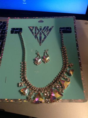 Necklace and earings Katy Perry brand for Sale in Winter Garden, FL