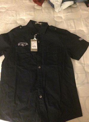 Brand new M blue short sleeve top for Sale in Frederick, MD