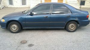 Honda civic 1993 for Sale in Baltimore, MD